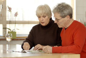Review long term care insurance coverage to make sure you have money if you die early.